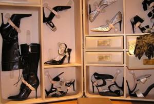 shoe-suitcase